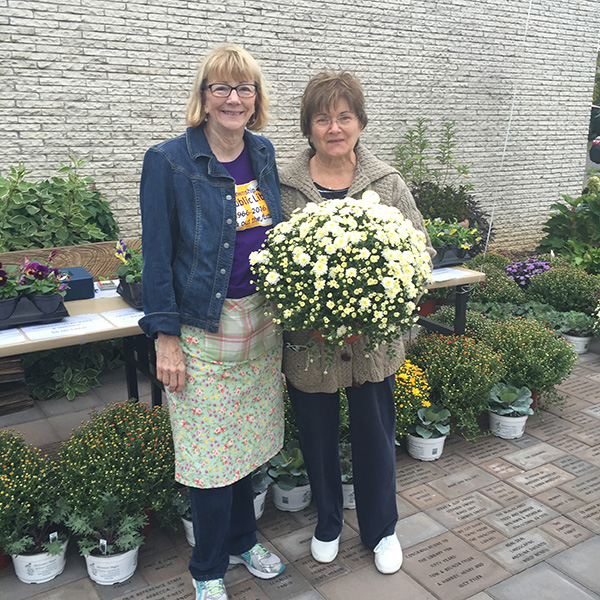Friends Book and Plant Sale Fall 2016