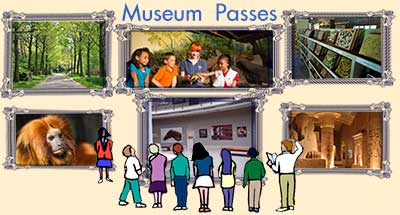 Museum and Institution Passes