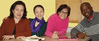 Adult Literacy English Conversation Class