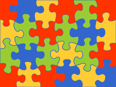 Borrow a Puzzle from Abington Library!