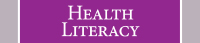 PA Forward Health Literacy logo