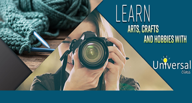 Try something new this summer! Check out Universal Class on our website.